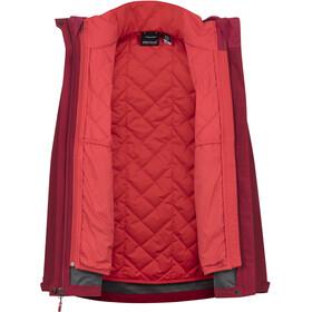 Marmot Minimalist Component Jacket Women Sienna Red